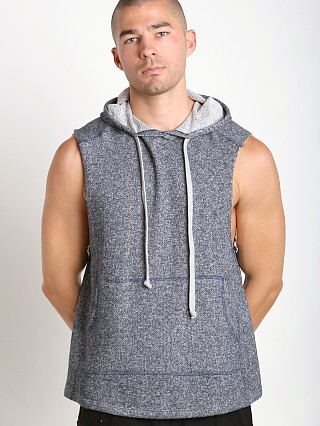 You may also like: LASC Pullover Sleeveless Hoodie Heather Navy