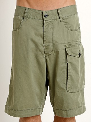 Complete the look: G-Star Tendric Loose Cargo Shorts Sage