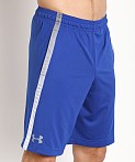 "Under Armour 10"" Tech Mesh Short Royal/Steel, view 3"