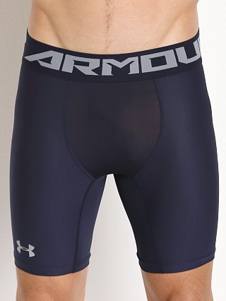 Under Armour 2.0 Mesh Front Compression Short Midnight Navy