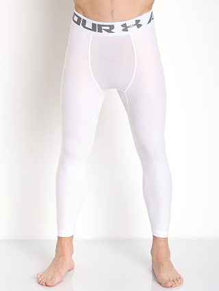 Under Armour Heatgear 2.0 3/4 Compression Legging White