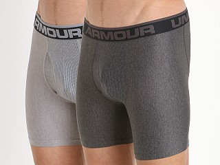 "You may also like: Under Armour ""O"" Series 6"" Boxerjock 2 Pack Heathers"