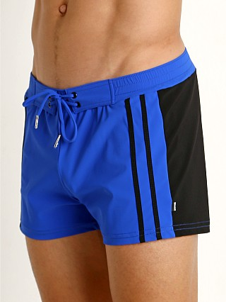 You may also like: Sauvage Moderno Two-Tone Lycra Trunk Cobalt/Black