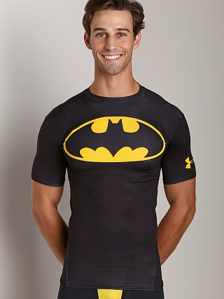 Under Armour Batman Black Compression Shirt