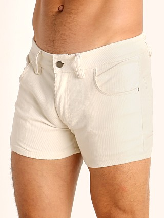 You may also like: LASC Corduroy 5-Pocket Short Shorts Cream