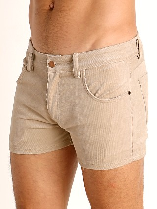 You may also like: LASC Corduroy 5-Pocket Short Shorts Khaki