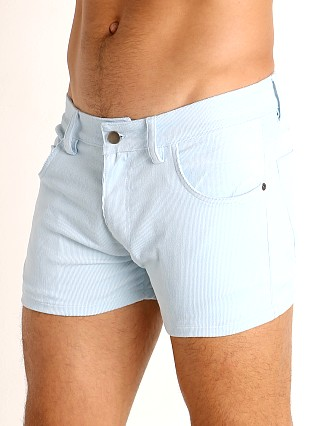You may also like: LASC Corduroy 5-Pocket Short Shorts Baby Blue