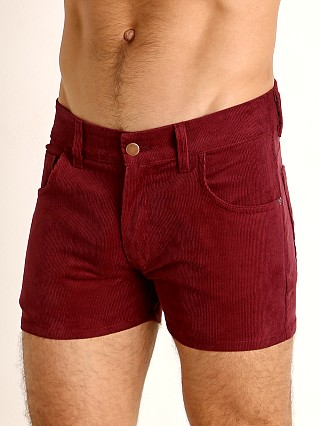 You may also like: LASC Corduroy 5-Pocket Short Shorts Burgundy
