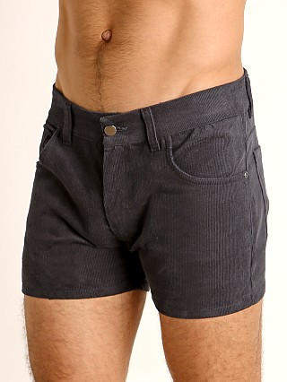 You may also like: LASC Corduroy 5-Pocket Short Shorts Charcoal
