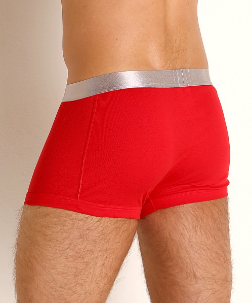 Hugo Boss Limited Edition Gift Giving Trunks 2-Pack Black/Red