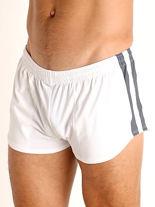 You may also like: LASC Performance Mesh Running Shorts White/Grey