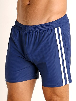 You may also like: LASC Performance Mesh Active Shorts Navy/White