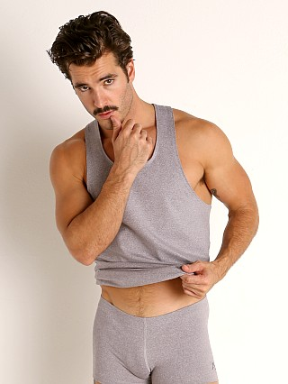 You may also like: LASC Workout Tank Top Silver Heather