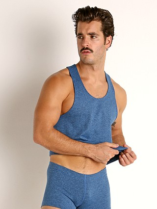 You may also like: LASC Workout Tank Top Cobalt Heather