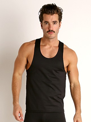 Complete the look: LASC Workout Tank Top Black