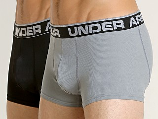 "You may also like: Under Armour Tech Mesh 3"" Boxerjock 2-Pack Black/Steel"