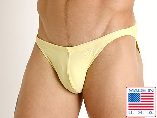LASC Super Low Rise Swim Brief Butter