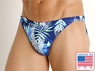 LASC Super Low Rise Swim Brief Giraffe