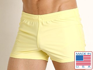 LASC Sun Runner Swim Trunk Butter