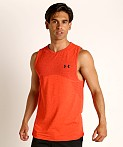 Under Armour Seamless Tank Top Beta/Black, view 2