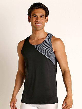 Complete the look: Under Armour Qualifier Iso-Chill Runner's Tank Top Black/Reflect