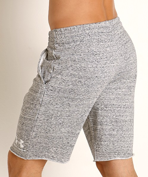 Under Armour Sportstyle Terry Short Onyx White