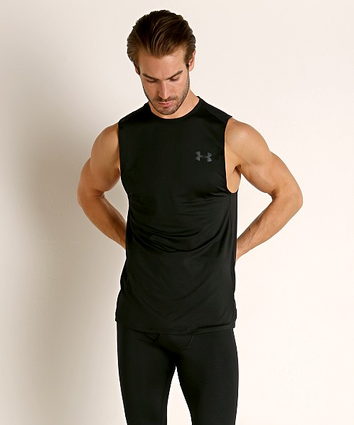 Under Armour Rush Compression Tank Top Black