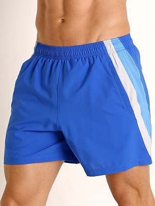 Under Armour Launch 5'' Running Short Versa Blue/Reflective