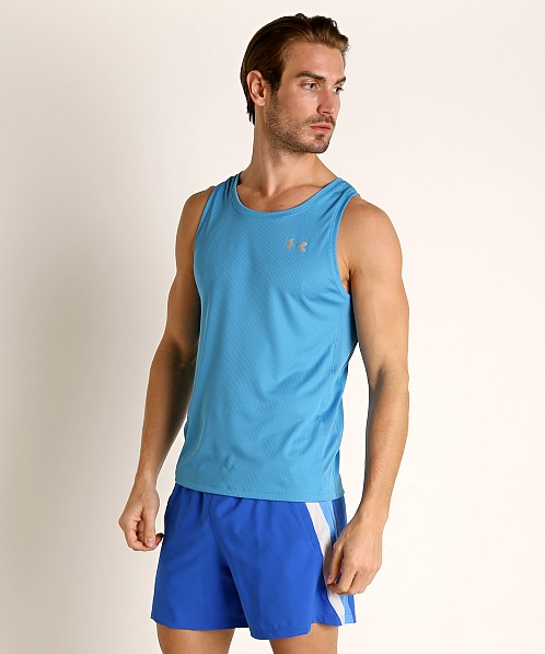 Under Armour Speed Stride Running Tank Top Ether Blue