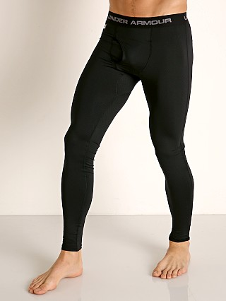 Under Armour Tactical Base Layer Leggings Black