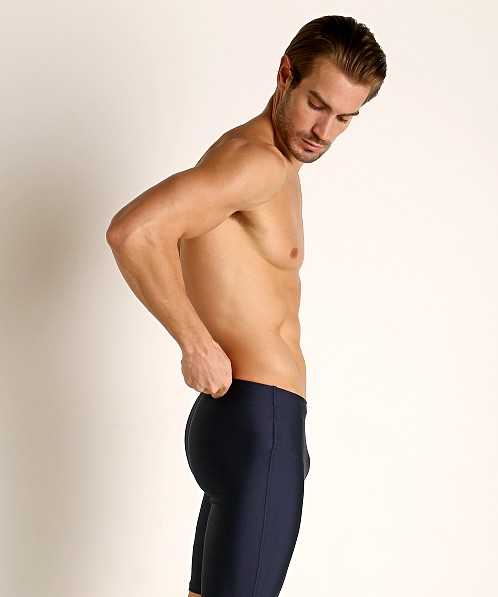 Under Armour Track Compression Short Midnight Navy