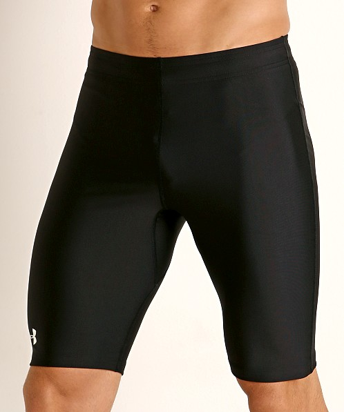 Under Armour Track Compression Short Black