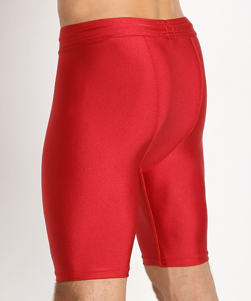 Adidas Wrestling Compression Short Red