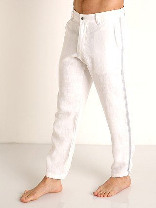 You may also like: Sauvage Linen Resort Pants White