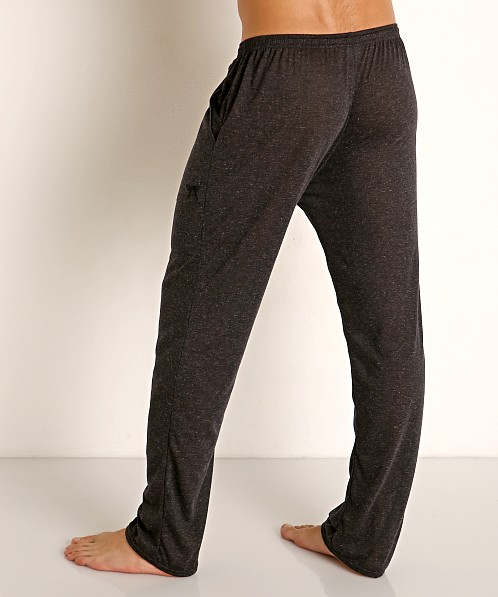 LASC Slub Jersey Workout Pant Charcoal