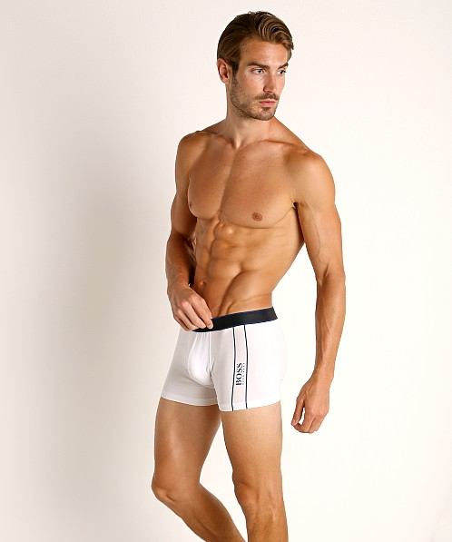 Hugo Boss 24 Logo Trunk White
