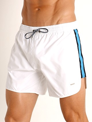 Complete the look: Hugo Boss Shiner Swim Shorts White