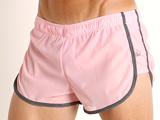 You may also like: American Jock Elite Sport Lined Track Short Pink