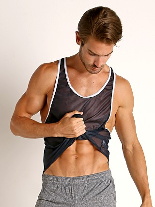 You may also like: American Jock Elite Sport Track Tank Navy