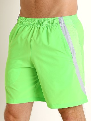 You may also like: Under Armour Launch 7'' Short Zap Green/Reflective