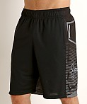 Under Armour Baseline Practice Short Black/Pitch Gray, view 3