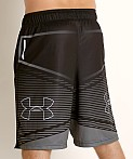 Under Armour Baseline Practice Short Black/Pitch Gray, view 4
