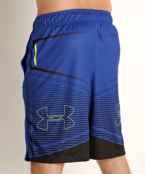 Under Armour Baseline Practice Short Royal/Black