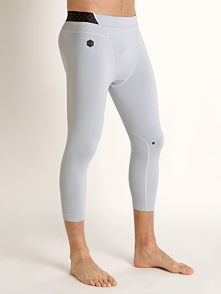 Under Armour Rush 3/4 Legging Mod Gray/Black