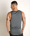 Under Armour Tech 2.0 Tank Top Pitch Gray/Black, view 4