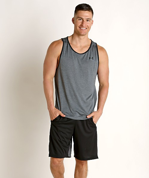 Under Armour Tech 2.0 Tank Top Pitch Gray/Black