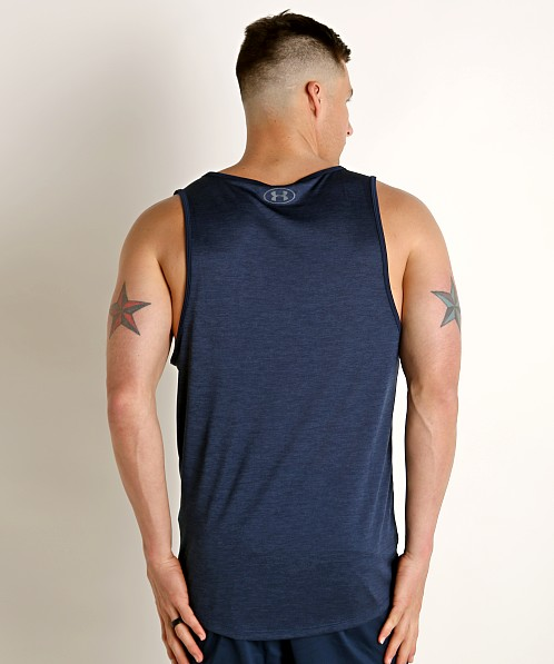Under Armour Tech 2.0 Tank Top Academy/Pitch Gray