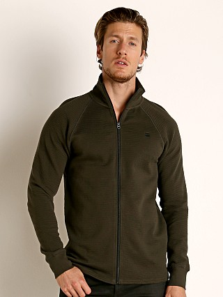 Model in asfalt G-Star Jirgi Zip Top
