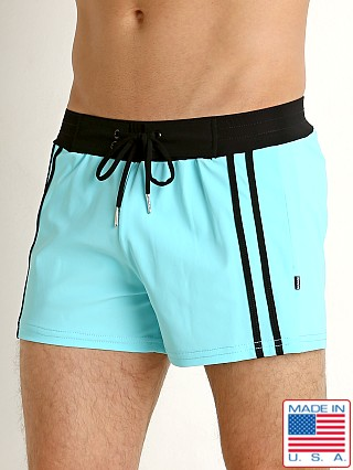 Sauvage Superwear Swim Trunk Sky/Black