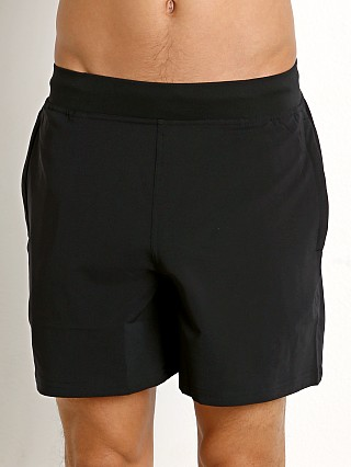 "Under Armour Speedpocket 5"" Running Short Black/Reflective"
